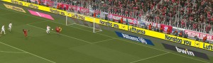 PES 2014 Bayern München Cam Carpets and Adboards