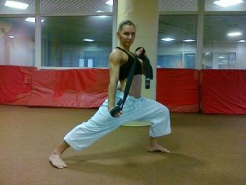 Alexandra Albu, MMA fighter