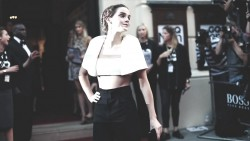 Emma Watson at the 2013 GQ Men of the Year Awards in London on September 3, 2013