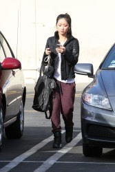 e92996291662664 [Ultra HQ] Brenda Song   out in Studio City 11/26/13 high resolution candids