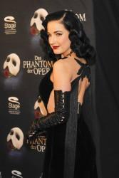 Dita Von Teese - 'Das Phantom der Opera' premiere Hamburg 11/28/13