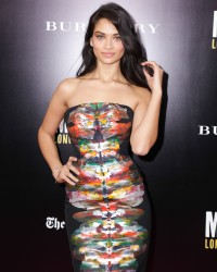 Shanina Shaik - 'Mandela: Long Walk to Freedom' screening in NYC 11/25/13