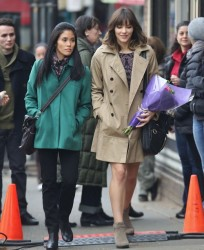 049cf0291813873 [Low Quality] Katharine McPhee   on the set of In My Dreams in Vancouver 11/28/13 high resolution candids