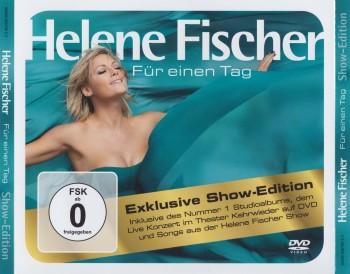 [CD] Helene Fischer - Für einen Tag (Exklusive Show-Edition) (2CD+DVD-Rip)