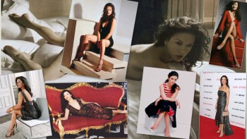 Catherine Zeta-Jones - Collage - Wallpaper x 1