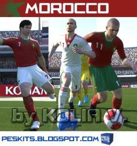 pes Morocco 2014 GDB by Kolia V.
