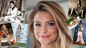 Maria Menounos - Collage - Wallpaper - Wide x 1