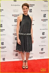 Shailene Woodley - 2013 Gotham Independent Film Awards in NYC 12/2/13