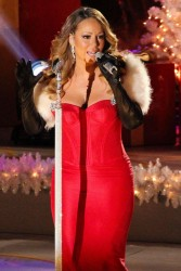 Mariah Carey ~ 81st Annual Rockefeller Center Christmas Tree Lighting  NYC, Dec 3