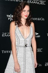 Kaya Scodelario - 'The Truth About Emanuel' premiere in Hollywood 12/4/13