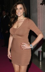 Imogen Thomas - UK Lingerie Awards 2013 in London 12/4/13
