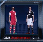 download Southampton F.C. 2014 GDB by G-Style