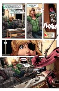 Grimm Fairy Tales Presents Robyn Hood vs Red Riding Hood