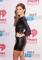 Maria Menounos at KIIS FM's Jingle Ball 2013 in Los Angeles - December 6, 2013