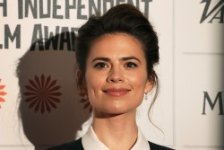 Hayley Atwell - Moet British Independent Film Awards 2013 in London 12/8/13