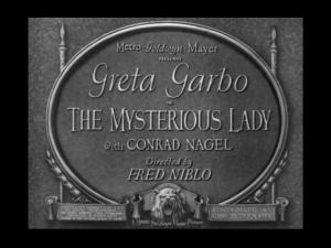 Download The Garbo Silent Collection Disk 2 - The Mysterious Lady (1928) X Torrent
