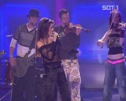 SHANIA TWAIN - Thank You Baby (Star Search 10 August 2003)