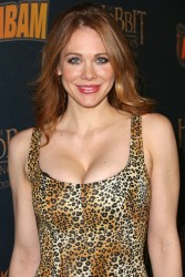 Maitland Ward - 'The Hobbit: The Desolation of Smaug' Expansion Pack Game Launch West Hollywood 12/11/13