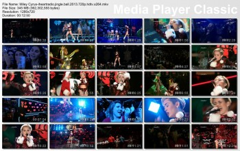 Miley Cyrus-Jingle Bell Ball 2013 720p