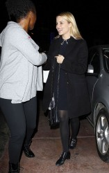 Dianna Agron - out in West Hollywood 12/23/13