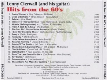Lennart Clerwall - Hits from The 60 s (2009)