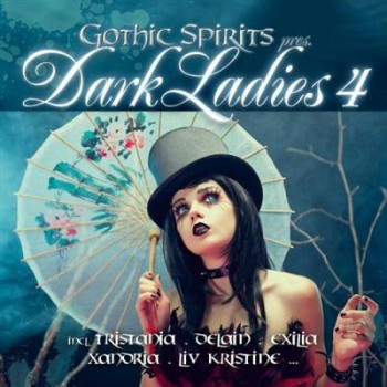 VA - Gothic Spirits pres. Dark Ladies 4 (2013)