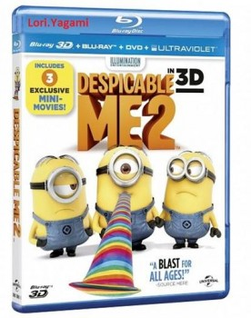 Despicable Me 2 (2013) BluRay 720p Ac3 x264 - Elite