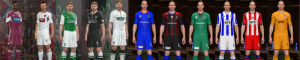 Get PES 2014 Kit Pack vol. 3 by ianscott42