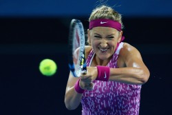 Victoria Azarenka - 2014 Brisbane International 1/2/14
