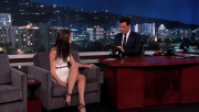 Emmy Rossum @ Jimmy Kimmel Live | January 8 2014