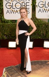 Hayden Panettiere - 71st Annual Golden Globe Awards in Beverly Hills 1/12/14