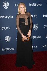 Malin Akerman - InStyle Golden Globes Party 2014 in Beverly Hills 1/12/14