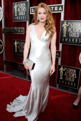 Isla Fisher - 2014 SAG Awards 1/18/14