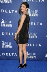 Victoria Justice - Delta Air Lines 2014 Grammy Weekend Reception 1/23/14