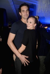 Kaley Cuoco - Delta Air Lines Grammy Party 1/23/14