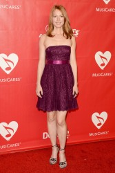 Alicia Witt - 2014 MusiCares Person of the Year Gala in LA 1/24/14