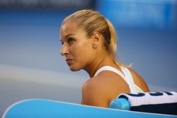 Dominika Cibulkova - 2014 Australian Open Women's Final in Melbourne 1/25/14
