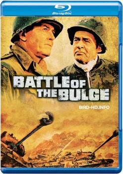 Battle of the Bulge 1965 m720p BluRay x264-BiRD