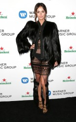 Nicole Trunfio - Warner Music Group Grammy Celebration in LA 1/26/14