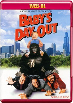 Baby's Day Out 1994 m720p WEB-DL x264-BiRD