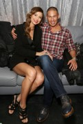 Stacy Keibler @ CIROC Bootsy Bellows in NY | January 31 | 6 pics