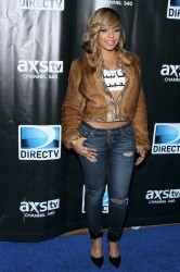 Ashanti - DirecTV Super Saturday Night in NYC 2/1/14