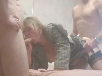 Amateur handjob movies video