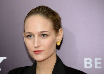 Leelee Sobieski - Monuments Men premiere, NY  February 4 2014