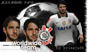 Download Alexandre Pato Face by krisaju95
