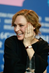 Uma Thurman - 'Nymphomaniac Vol I' press conference in Berlin 2/9/14