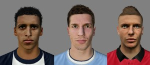 Download FIFA 14 Facepack by KrisDzung276