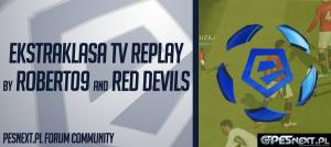 Download PES 2014 Real TV Replay Polish Football League (EKSTRAKLASA)