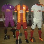 Download PES 2013 Galatasaray Home & Away Kits 14/15