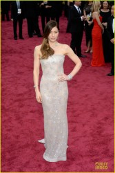Jessica Biel - 86th Annual Academy Awards 3/2/14